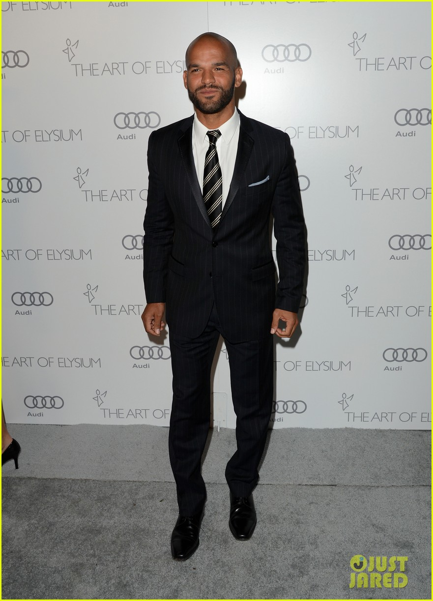 joe manganiello amaury nolasco art of elysium gala 18