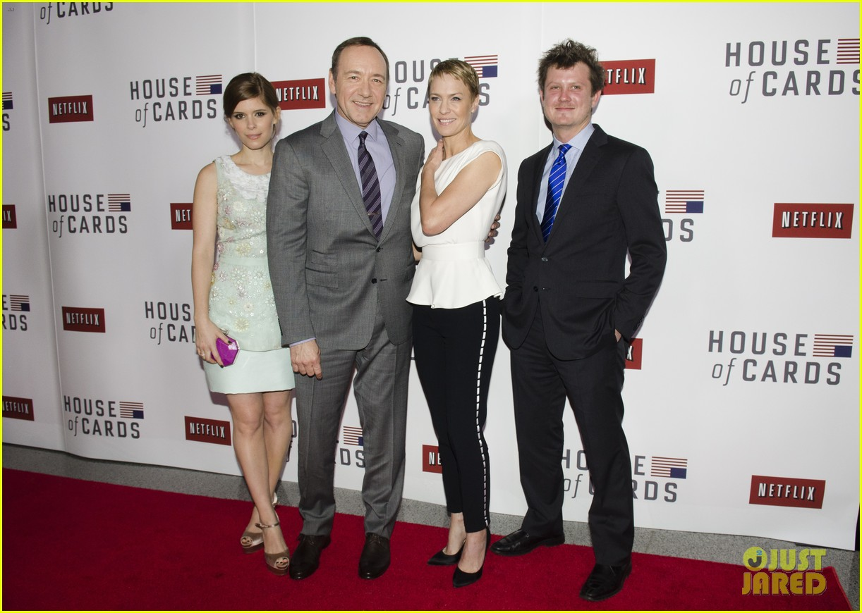 kate mara house of cards screening with kevin spacey 042801222