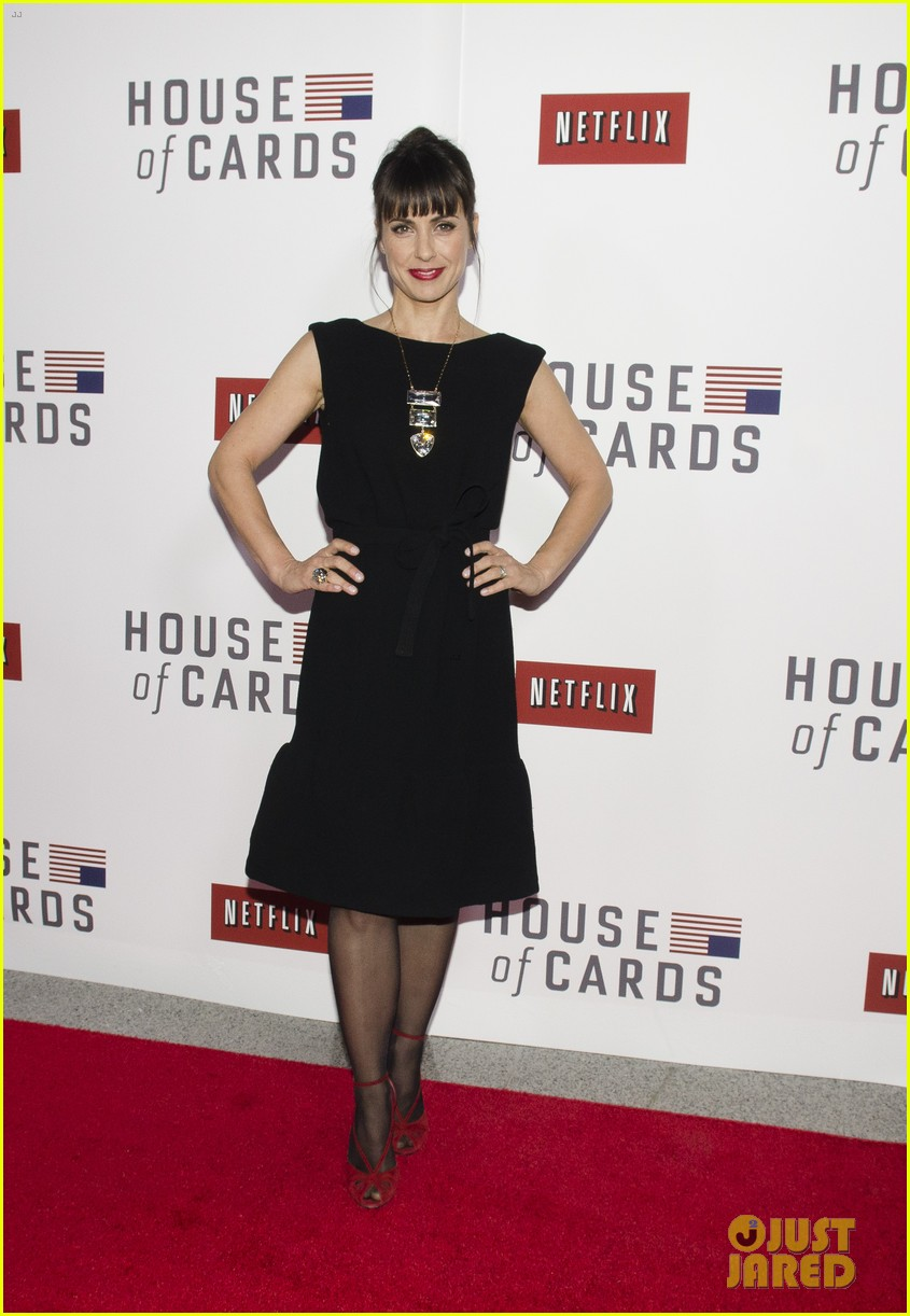kate mara house of cards screening with kevin spacey 062801224