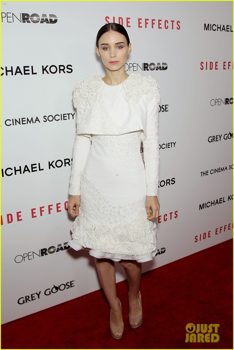 rooney mara channing tatum side effects premiere 192802292