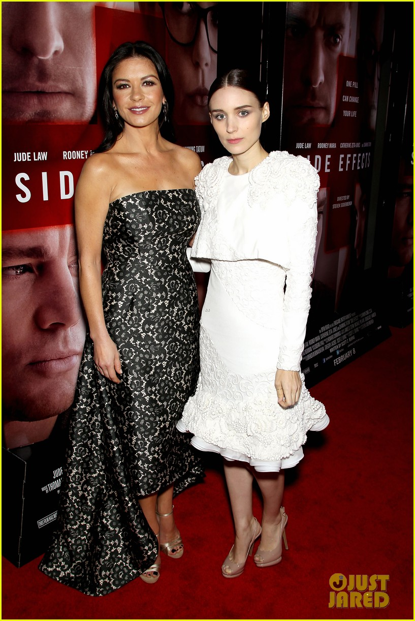 rooney mara channing tatum side effects premiere 20