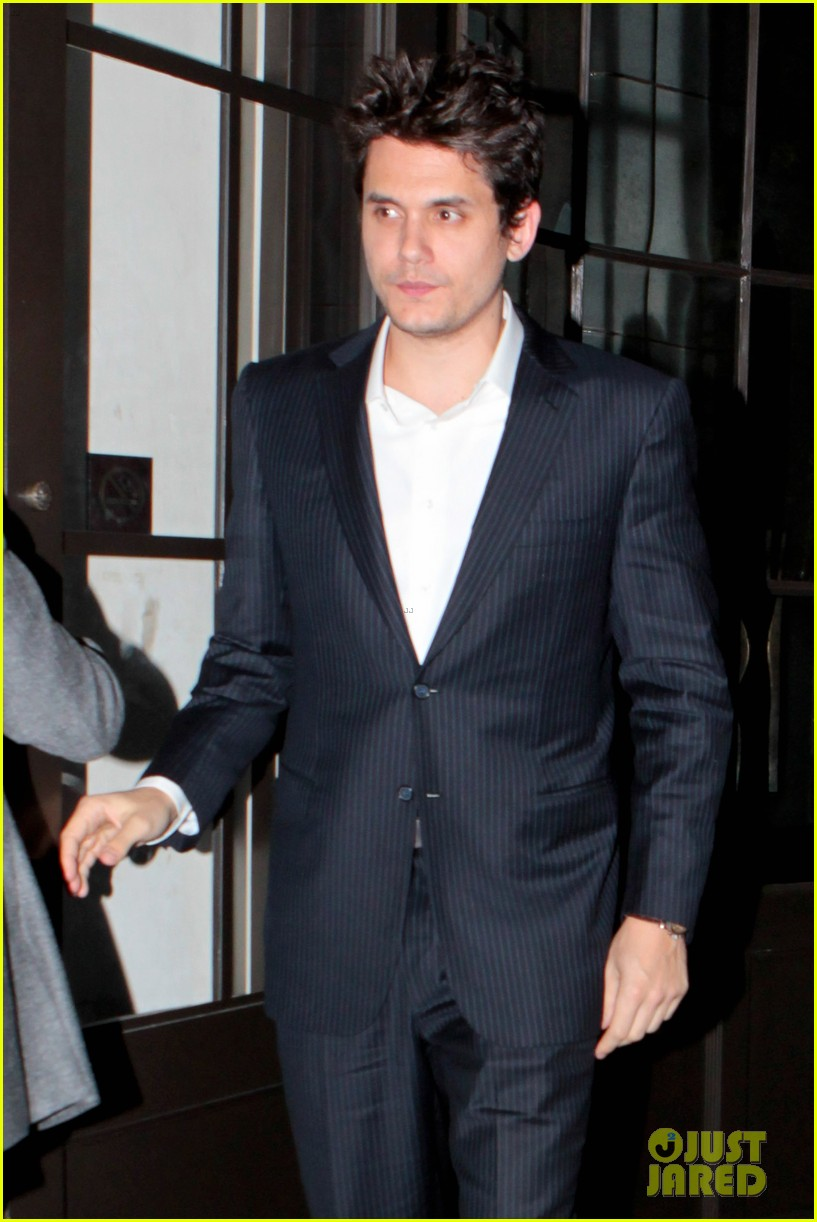 john mayer saturday night at spago 012790744