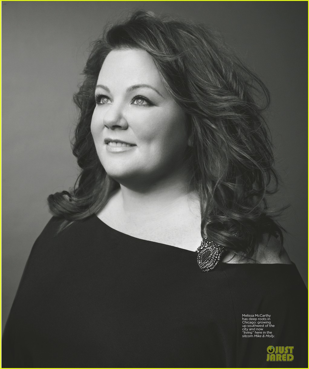 melissa mccarthy covers michigan avenue magazine winter 2013 012800456