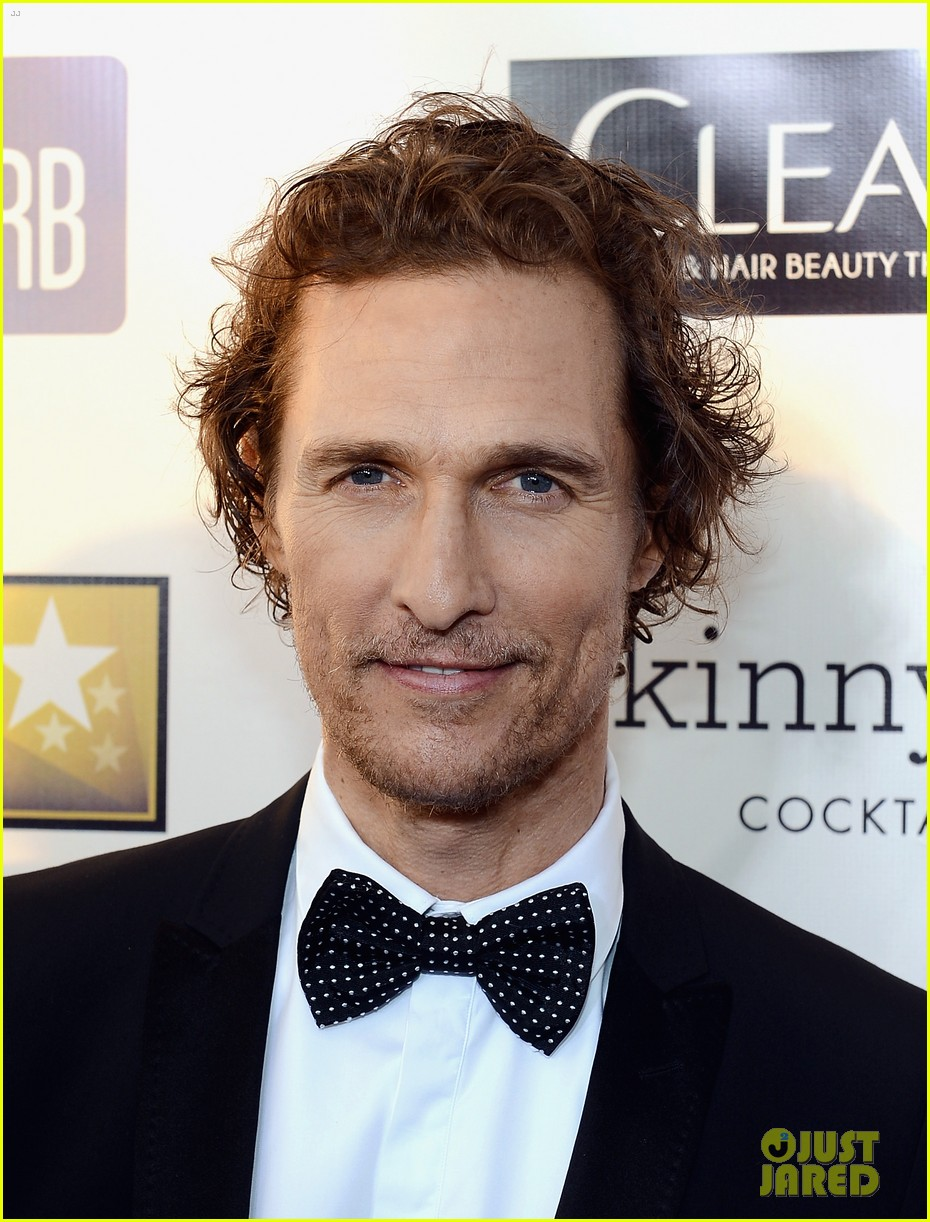 matthew mcconaughey critics choice awards 042788725