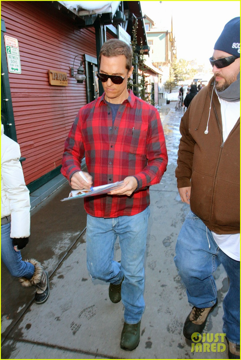 matthew mcconaughey mud premiere at sundance film festival 14