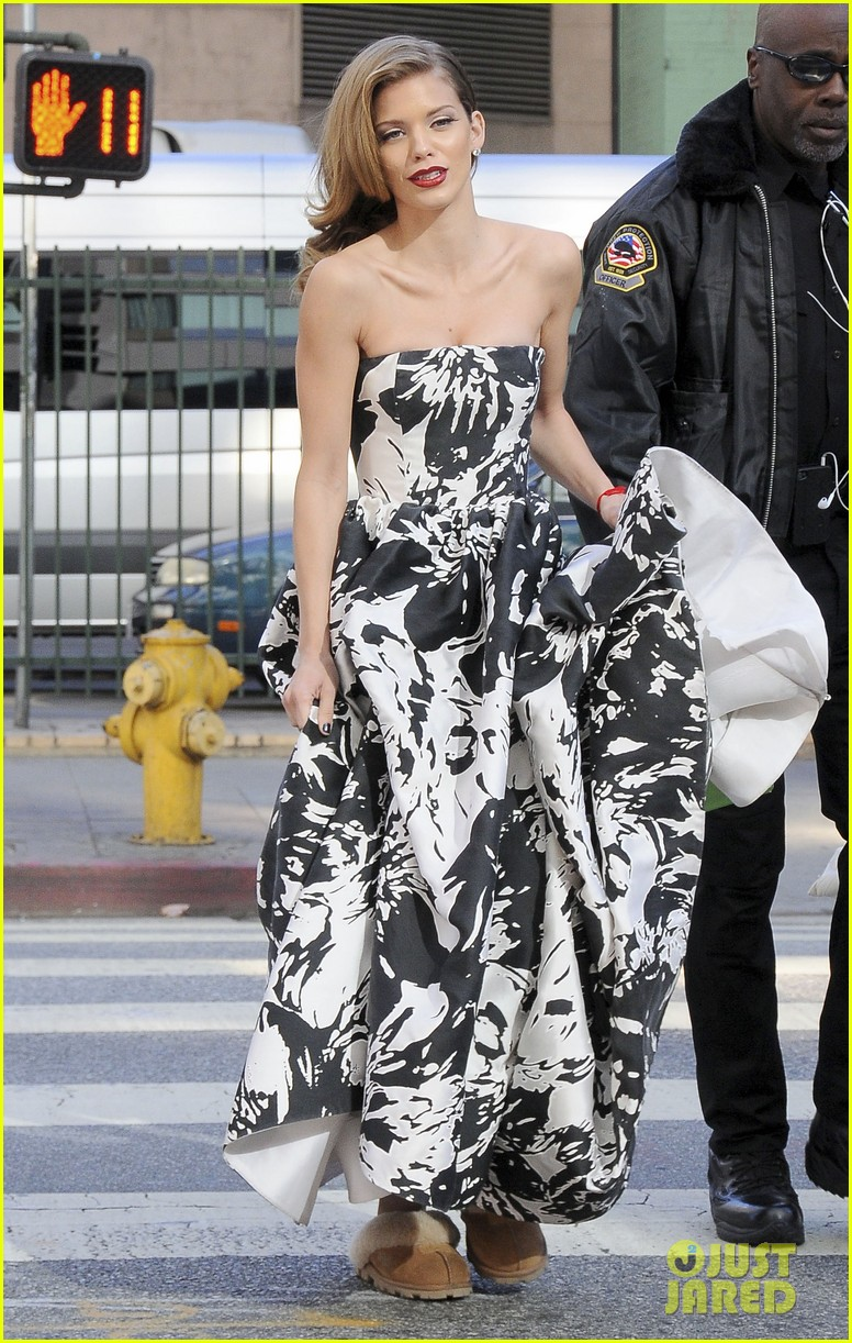annalynne mccord i could dress up like this every day 052793705