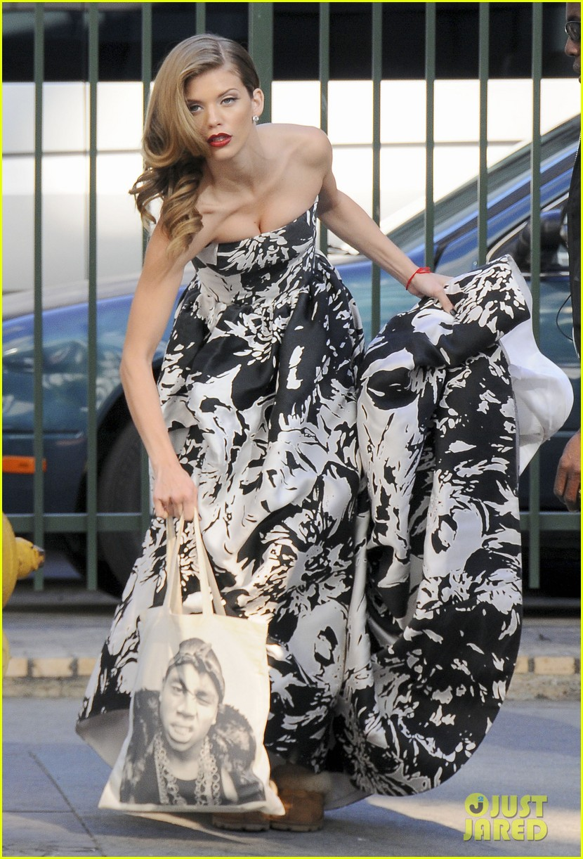annalynne mccord i could dress up like this every day 082793708