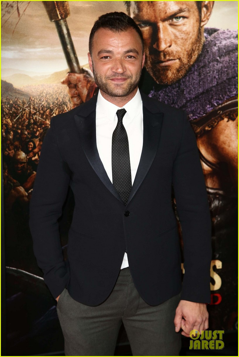 liam mcintyre spartacus war of the damned premiere 122797236