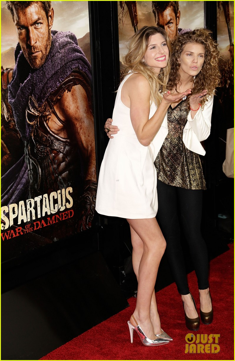 liam mcintyre spartacus war of the damned premiere 152797239