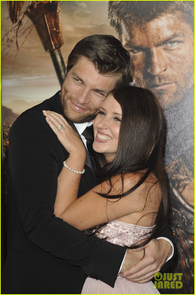 liam mcintyre spartacus war of the damned premiere 202797244