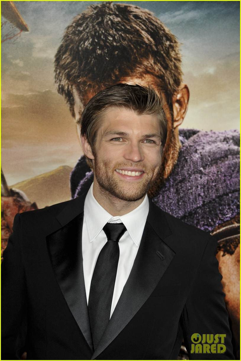 liam mcintyre spartacus war of the damned premiere 232797247