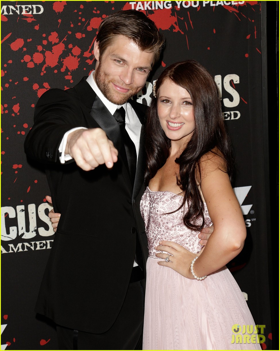 liam mcintyre spartacus war of the damned premiere 272797251