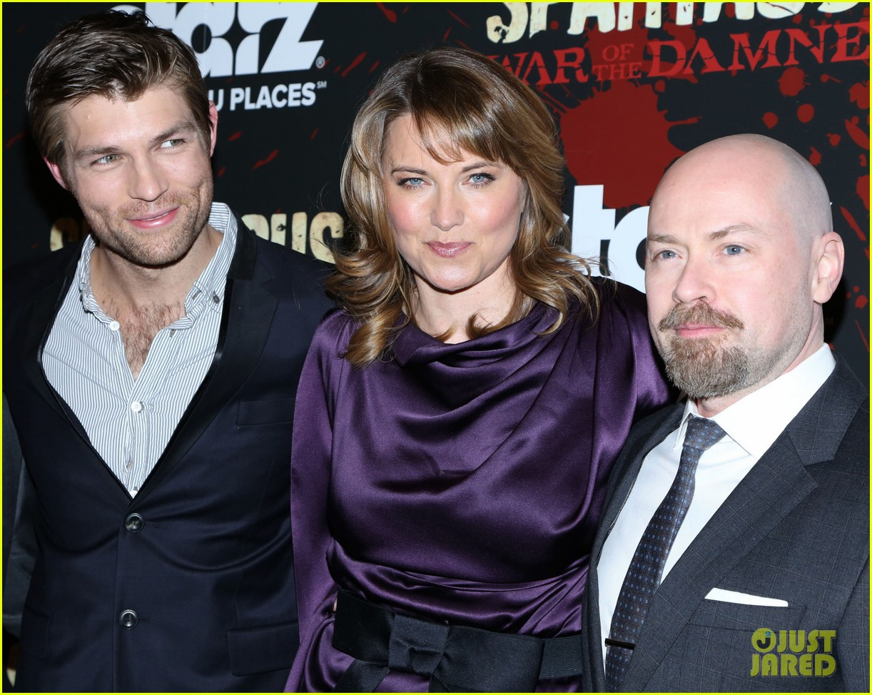 liam mcintyre spartacus war of the damned ny premiere 18