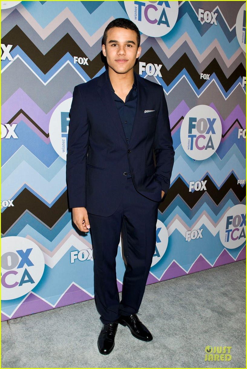 lea michele tca fox all star party with glee cast 022787366