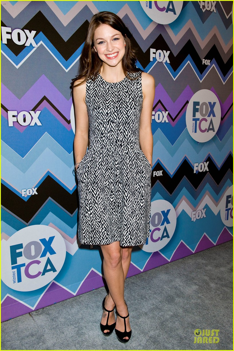 lea michele tca fox all star party with glee cast 172787381