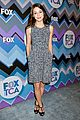 lea michele tca fox all star party with glee cast 16