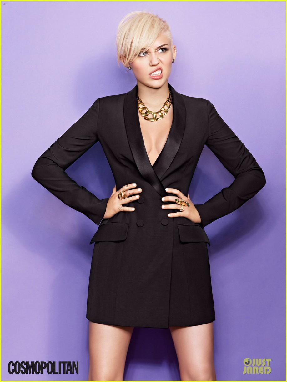 miley cyrus suits cosmopolitan magazine march 2013 012798811