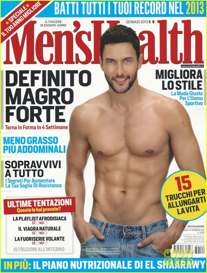 noah mills covers mens health italia january 2013 02.2788343