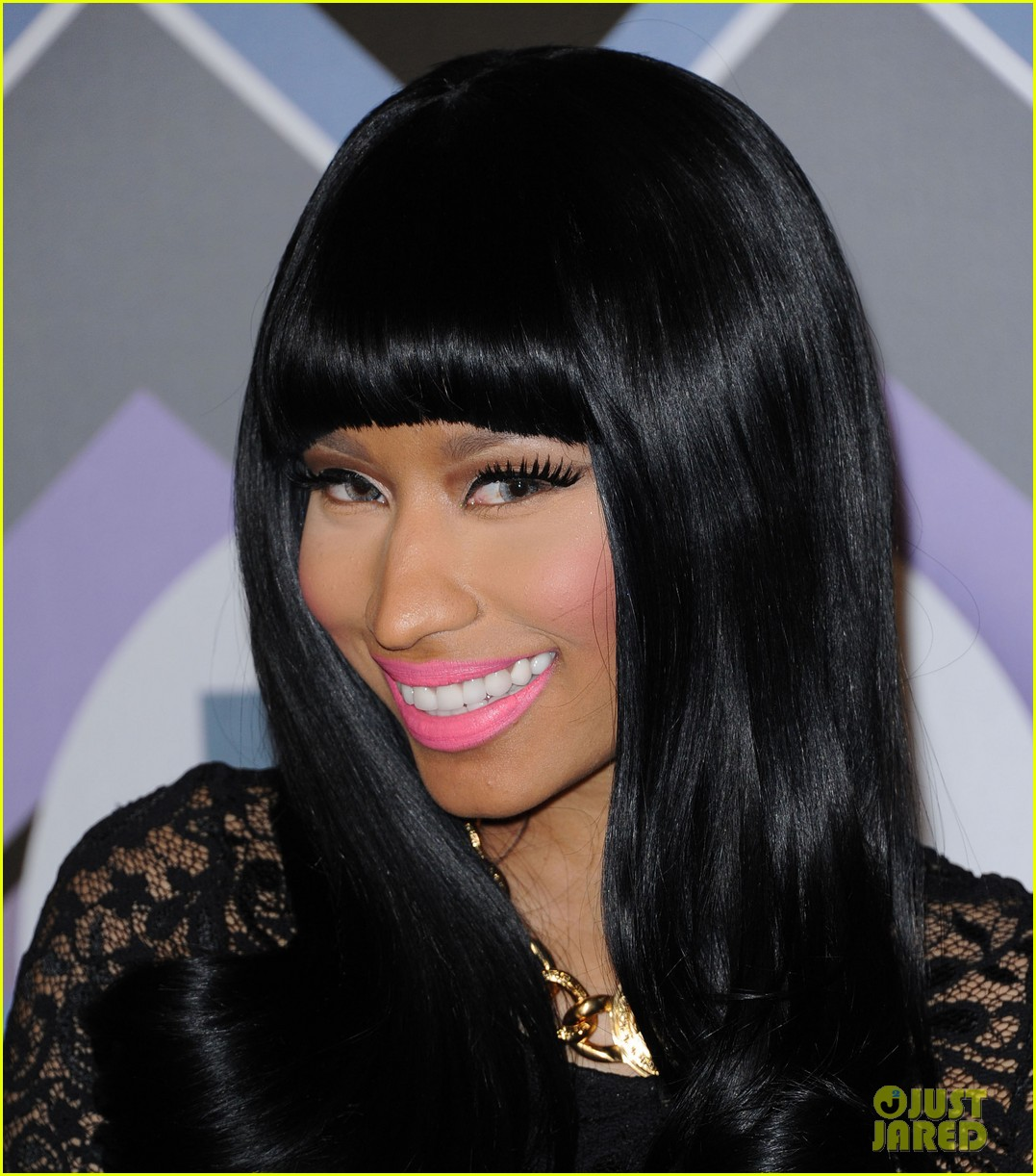 nicki minaj fox tca all star party 07