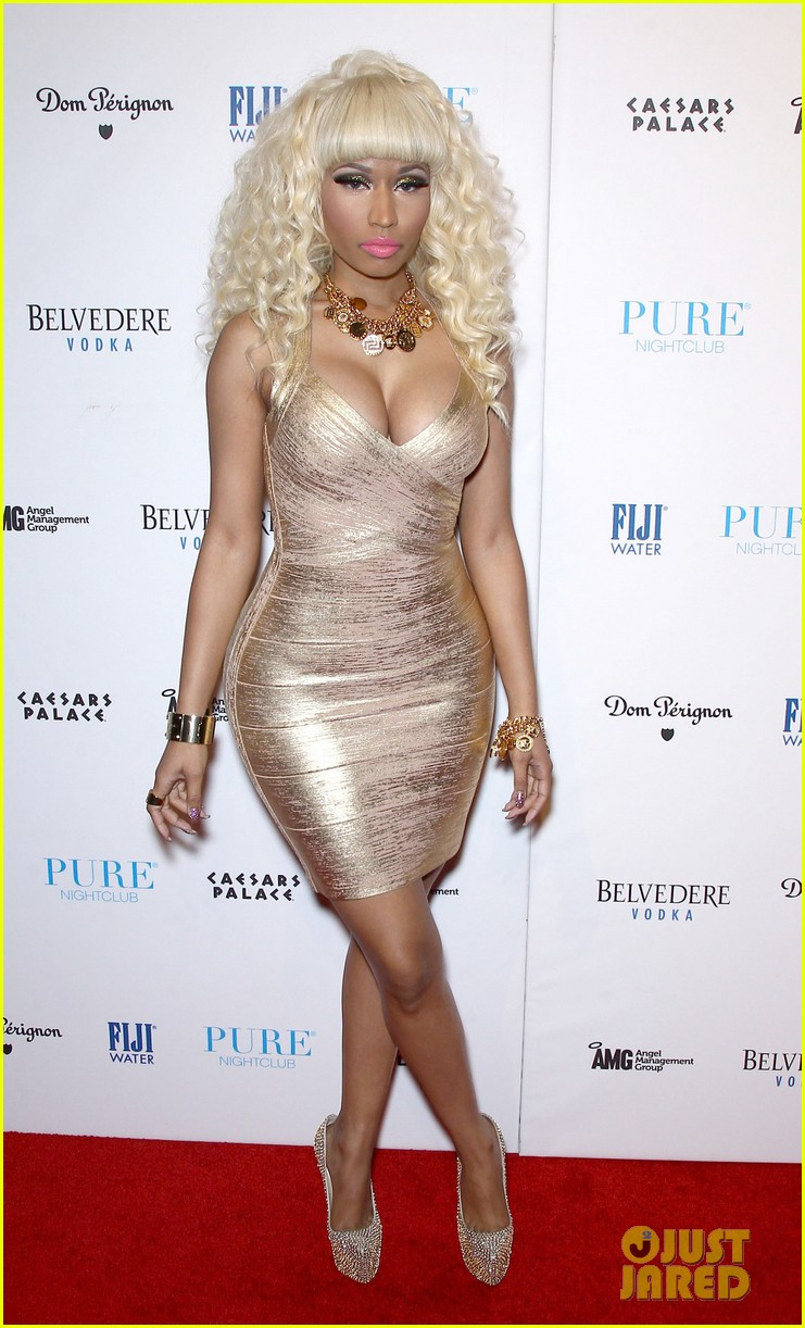 nicki minaj new years eve affair in las vegas 012783201