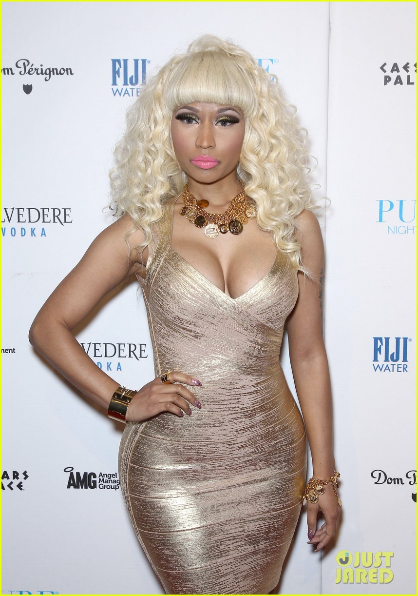 nicki minaj new years eve affair in las vegas 11