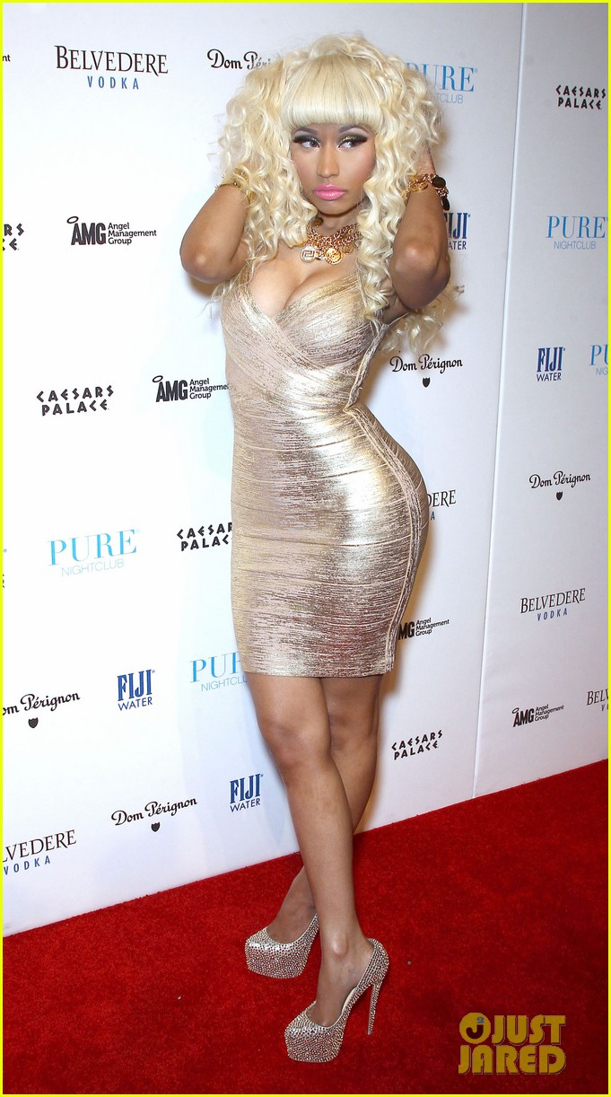nicki minaj new years eve affair in las vegas 20