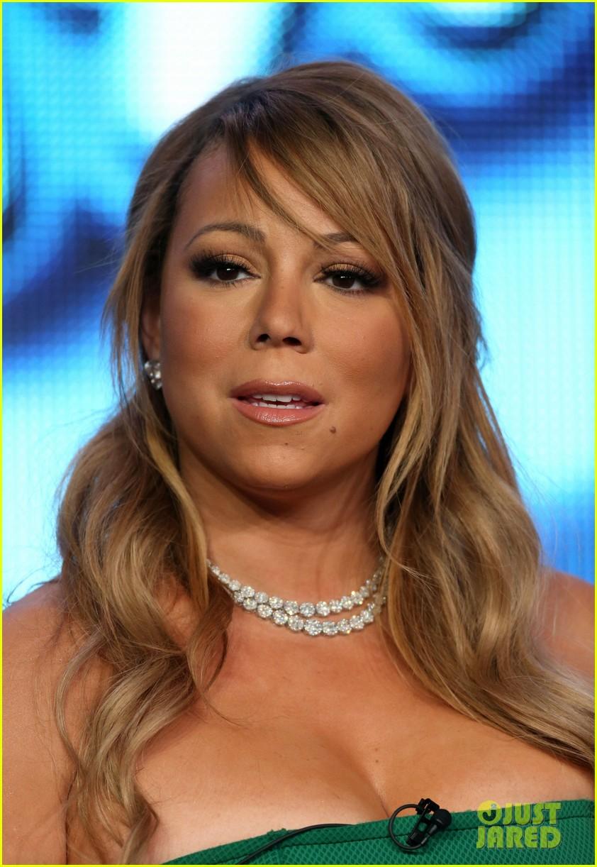 Mariah Carey & Nicki Minaj: \'American Idol\' TCA Panel!: Photo ...