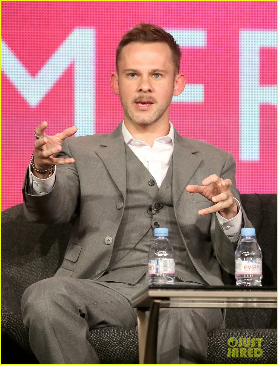 dominic monaghan wild things tca panel 012785526