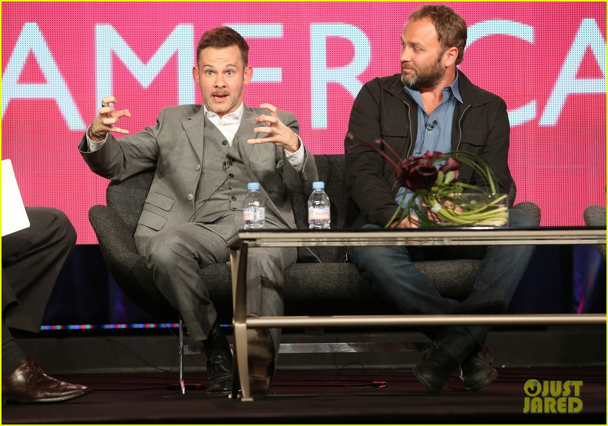 dominic monaghan wild things tca panel 032785528