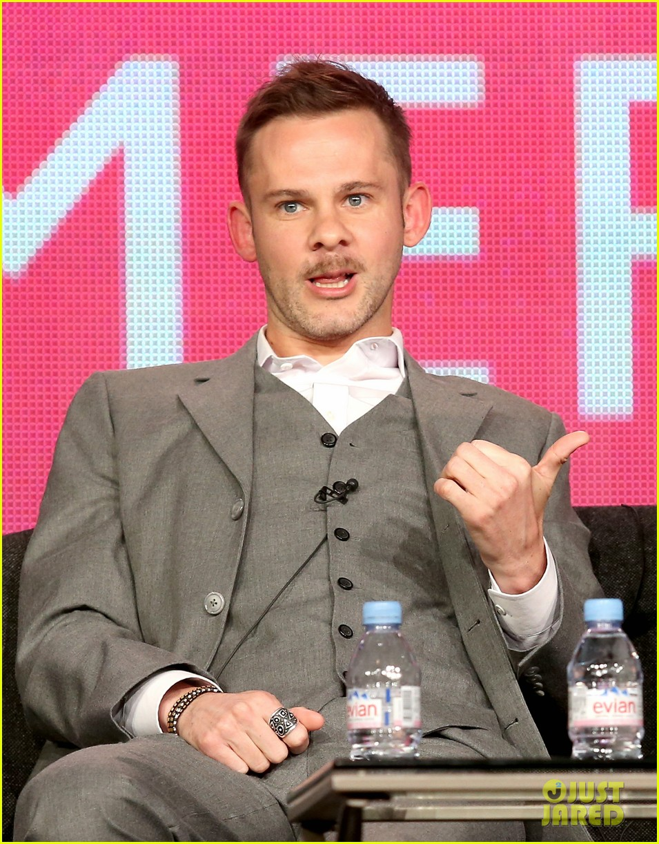 dominic monaghan wild things tca panel 132785538