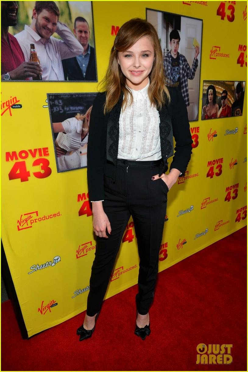 chloe moretz ashley tisdale movie 43 premiere 012797676