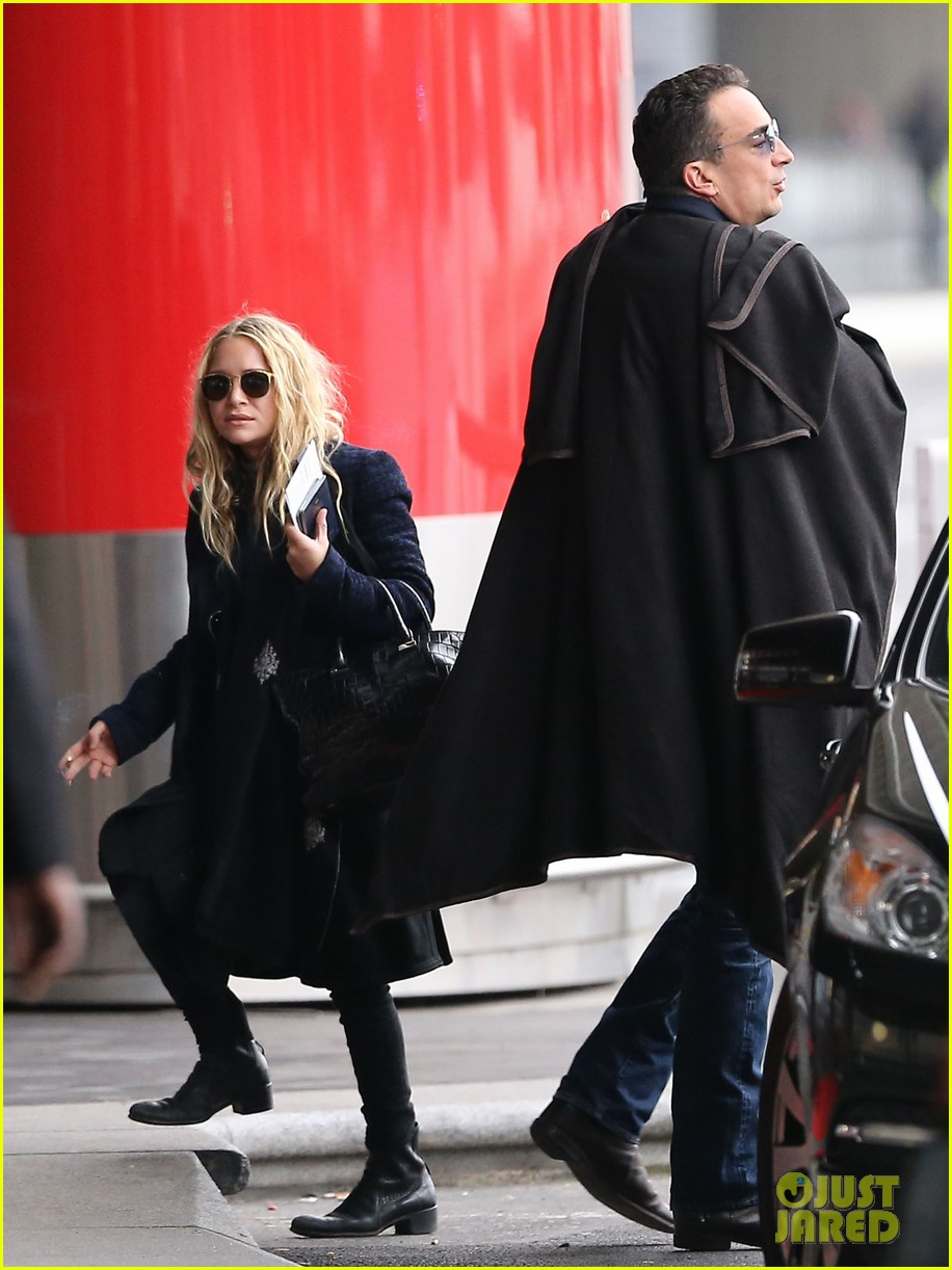 mary kate olsen olivier sarkozy charles de gaulle couple 072786887