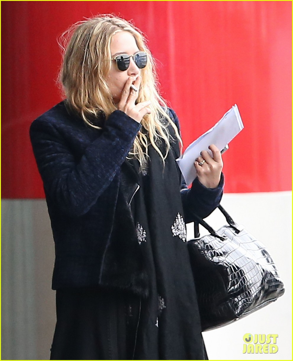 mary kate olsen olivier sarkozy charles de gaulle couple 092786889