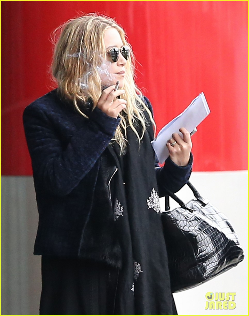 mary kate olsen olivier sarkozy charles de gaulle couple 112786891