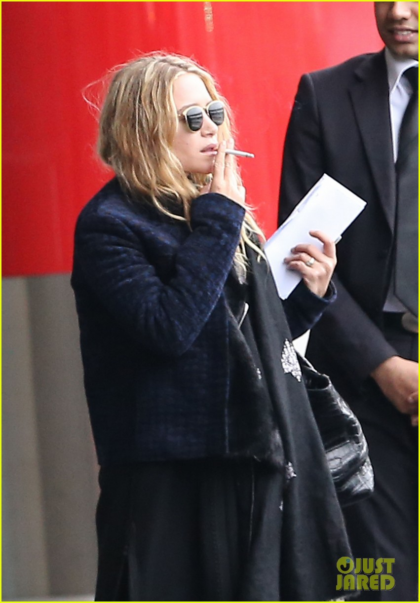 mary kate olsen olivier sarkozy charles de gaulle couple 132786893