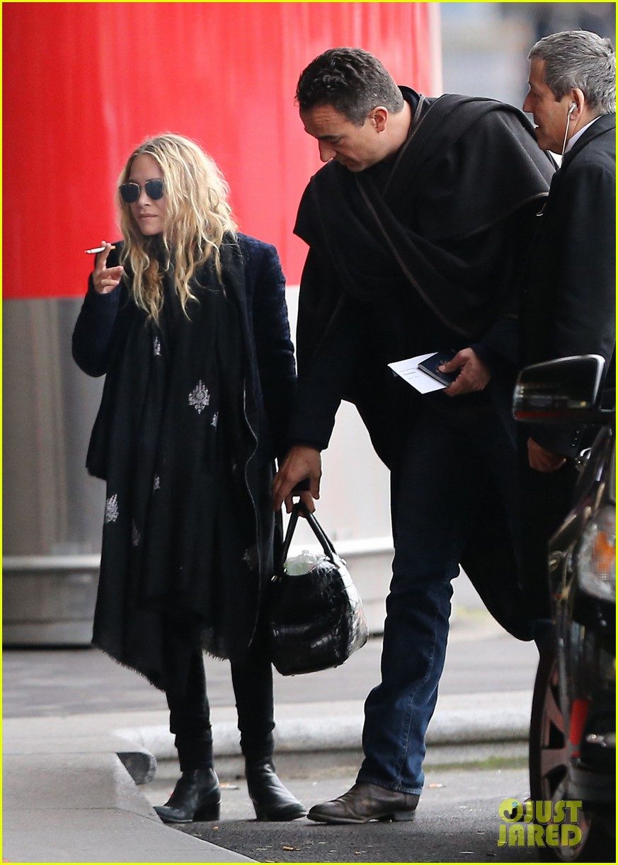 mary kate olsen olivier sarkozy charles de gaulle couple 182786898