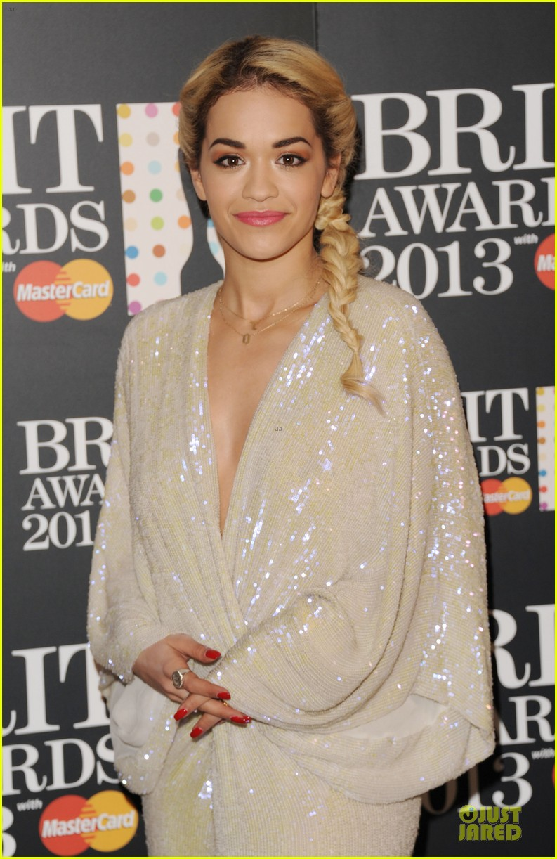 rita ora brit awards nominations announcement 122789335
