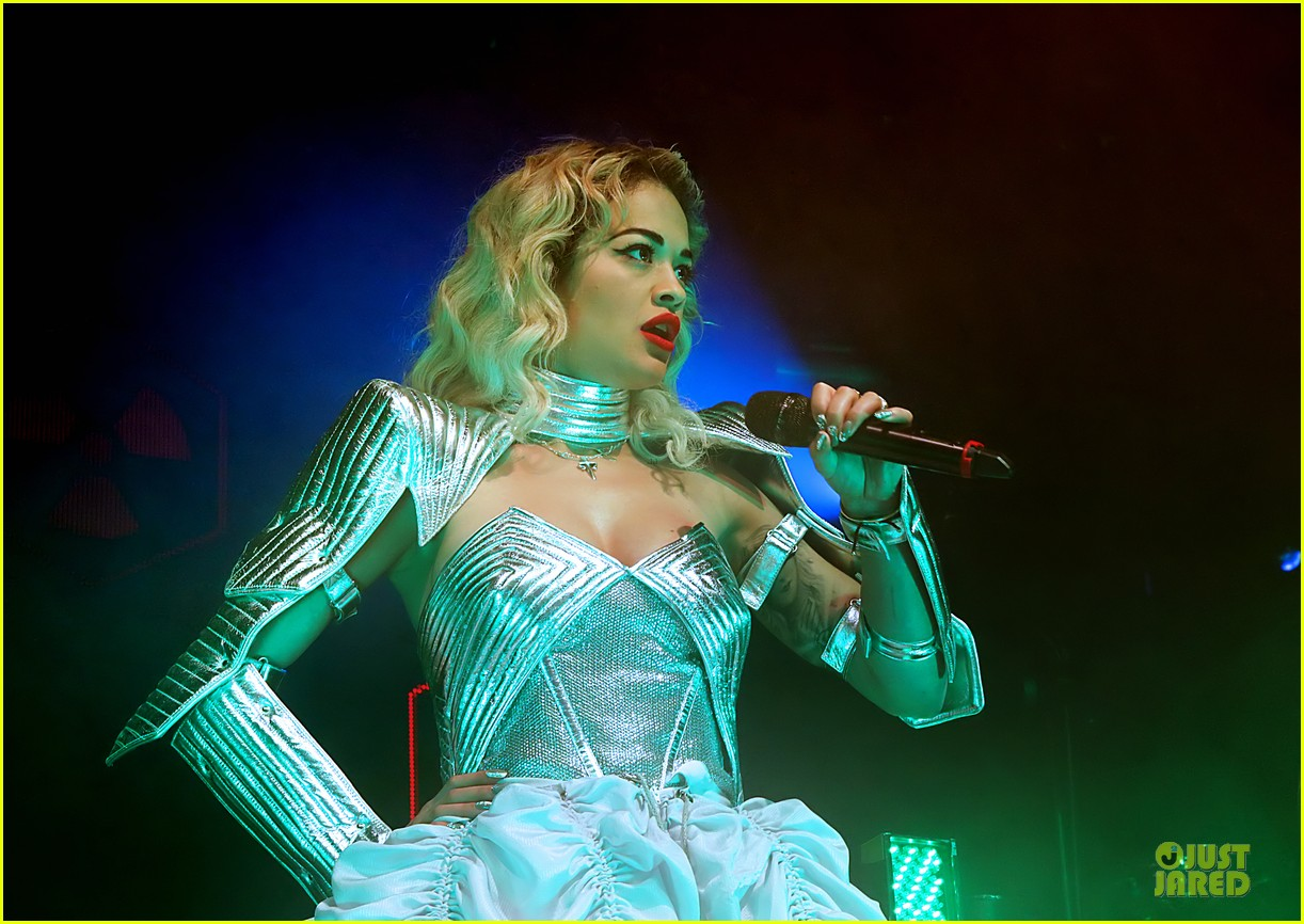 rita ora radioactive tour stop in manchester 26