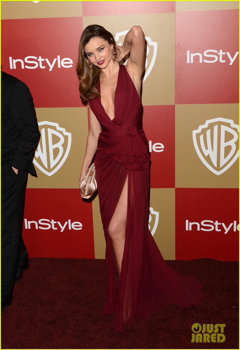 miranda kerr orlando bloom golden globes 2013 after party 082791302