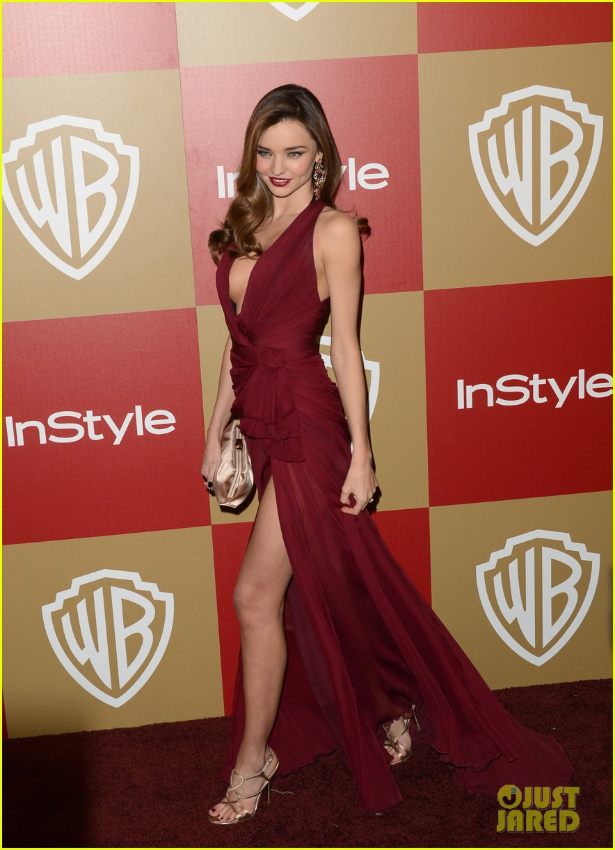 miranda kerr orlando bloom golden globes 2013 after party 092791303