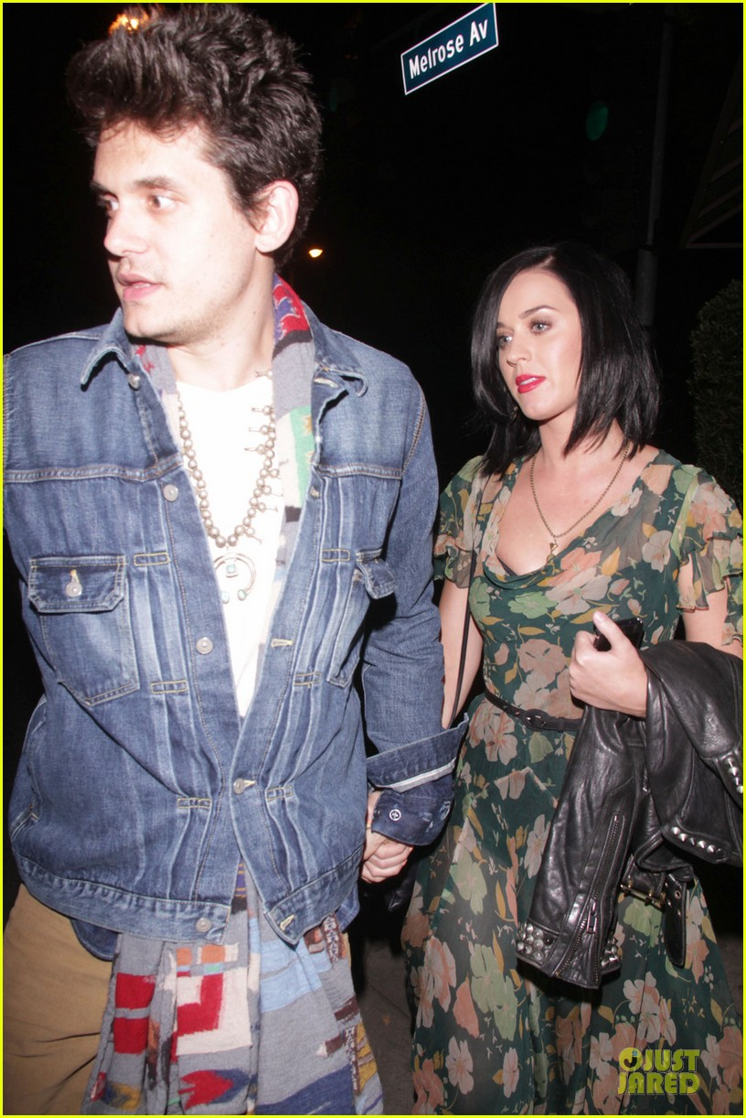 katy perry& john mayer osteria mozza dinner date 08