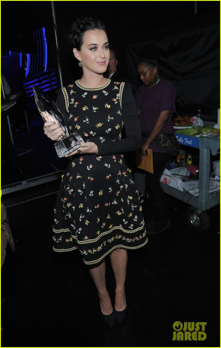 katy perry peoples choice awards 2013 winner 152787936