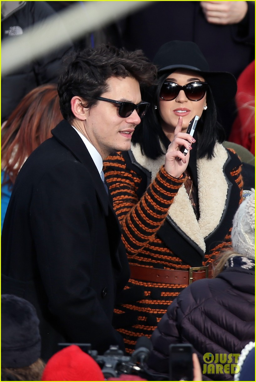 katy perry john mayer attend official presidential inaguration 032796108