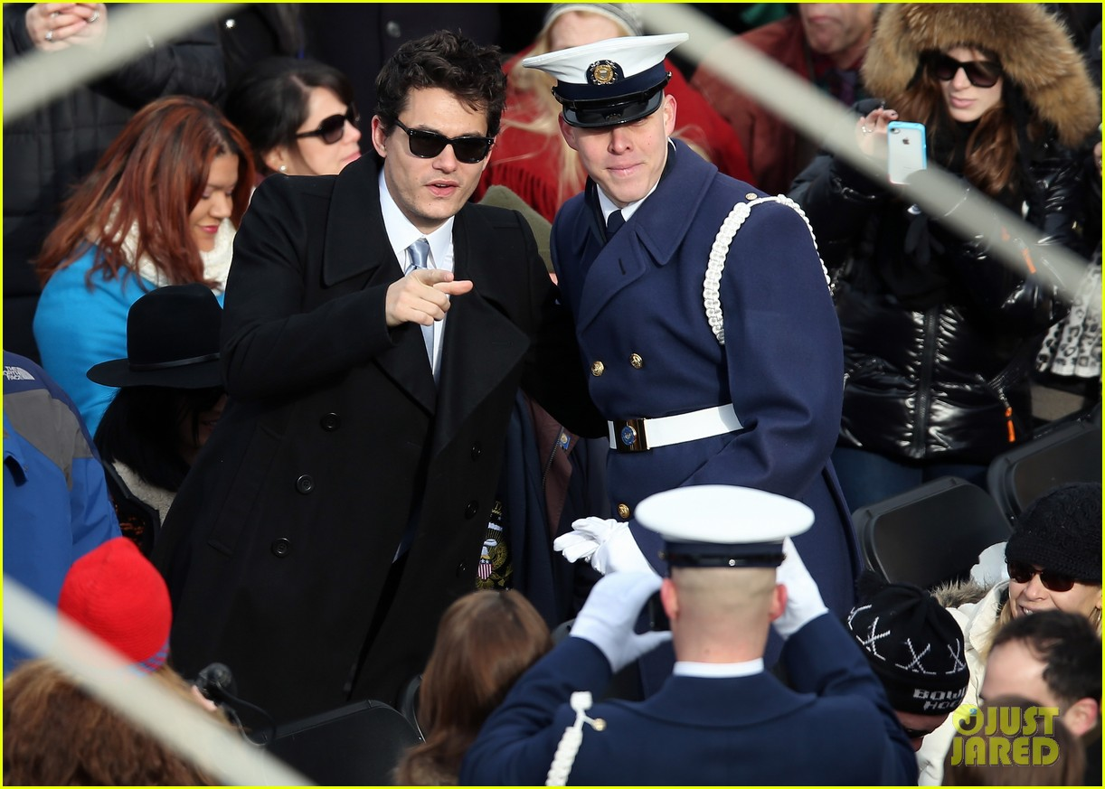 katy perry john mayer attend official presidential inaguration 072796112