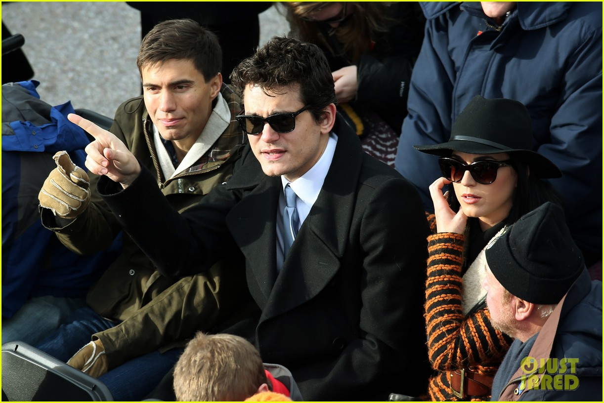 katy perry john mayer attend official presidential inaguration 082796113