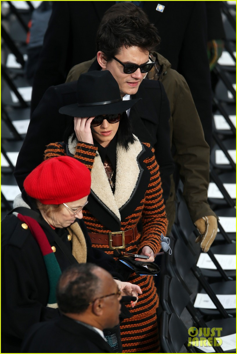 katy perry john mayer attend official presidential inaguration 102796115