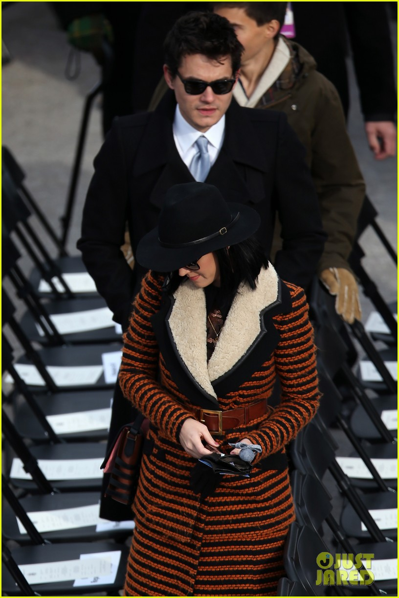 katy perry john mayer attend official presidential inaguration 112796116