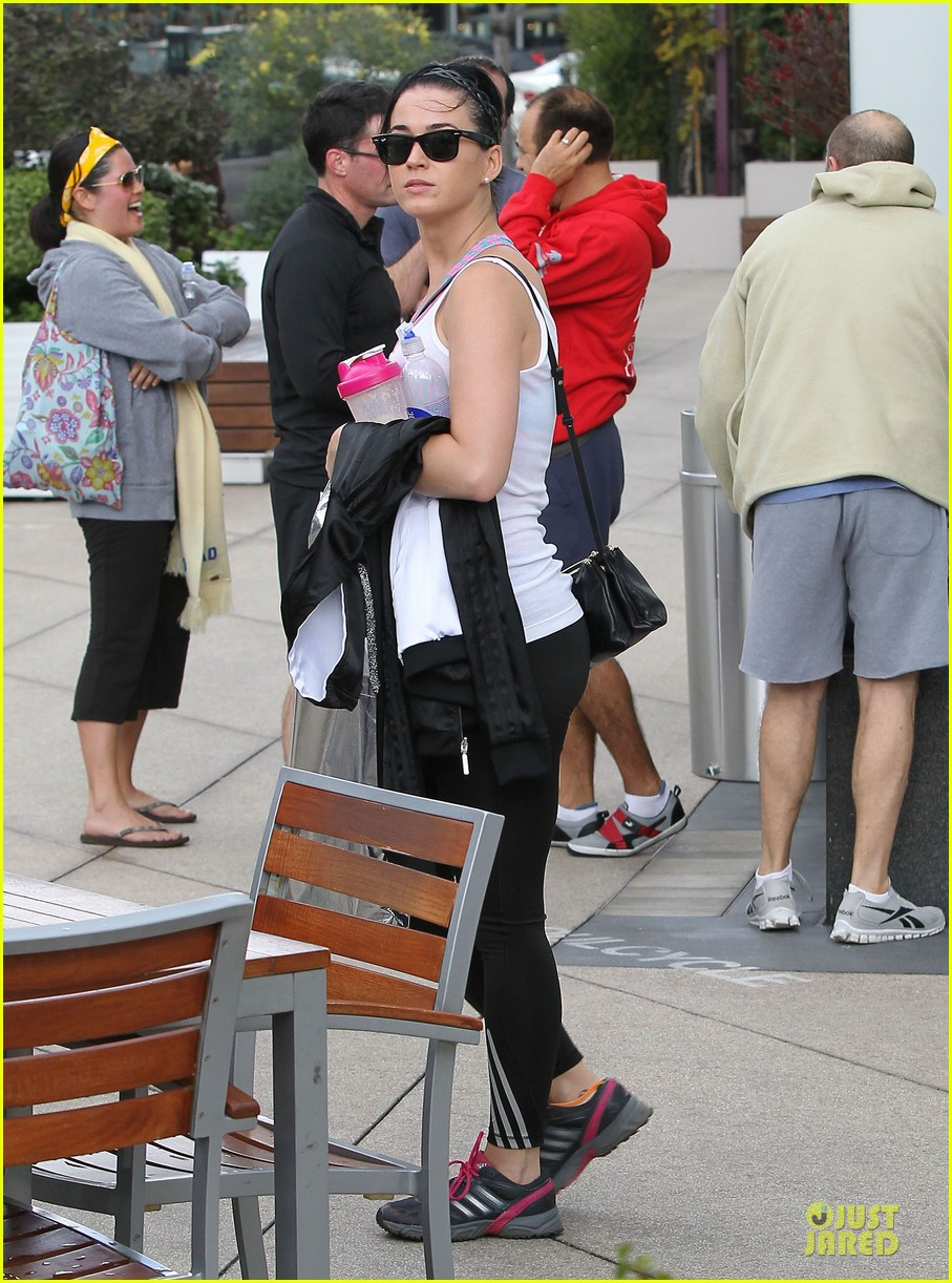 katy perry los angeles sunday workout 072785909