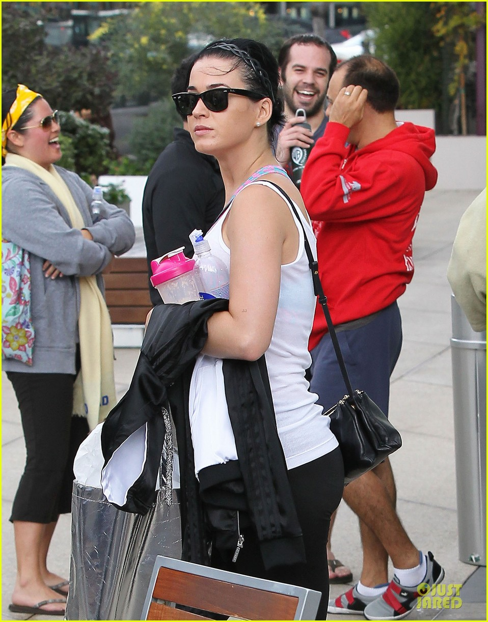 katy perry los angeles sunday workout 082785910