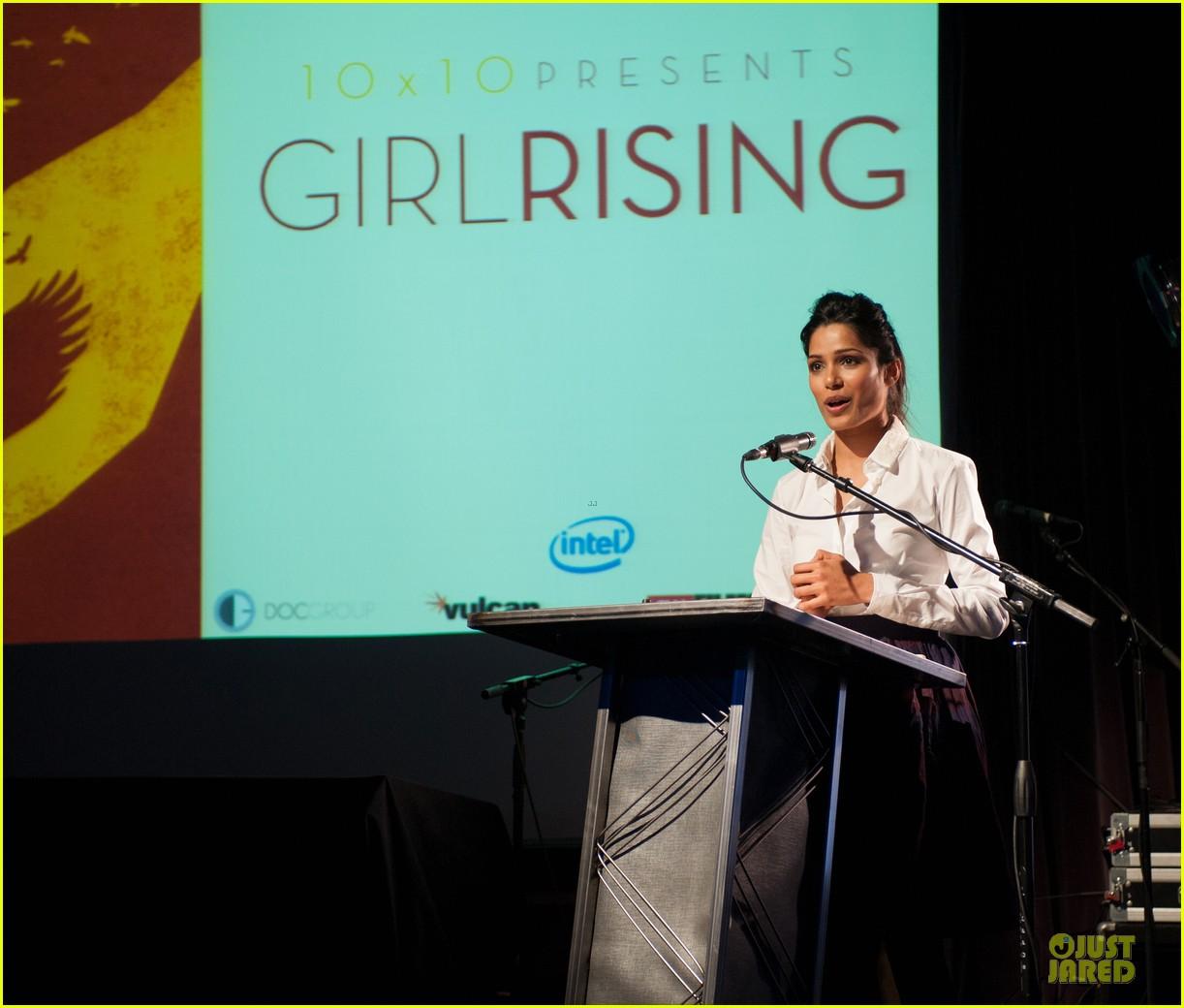 freida pinto girl rising sundance speaker 152796925